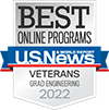 Best Online Graduate Engineering Programs for Veterans